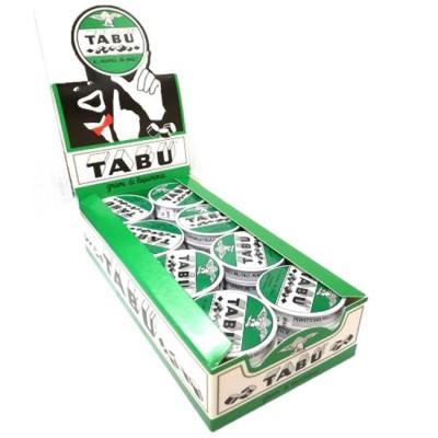 TABU LIQUIRIZIA TIN BOX X...