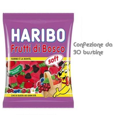 HARIBO FRUTTI DI BOSCO 30...