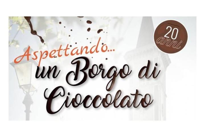 """Un Borgo di Cioccolato"""" compie 20 anni: appuntamento a Borgo San Dalmazzo il 7 e l'8 marzo"""
